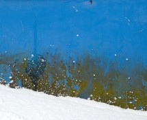 Blue Wall, Mould, Snow (2009-12)
